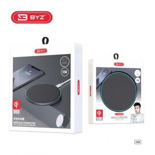 Caricabatterie wireless Byz-U66 con display a LED iPhone12Ricarica wireless come per la ricarica wireless del caricabatterie