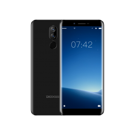 Doogee X60 5,5 Pollici Android Go 8.1 8Mpx Camera  [Nero]