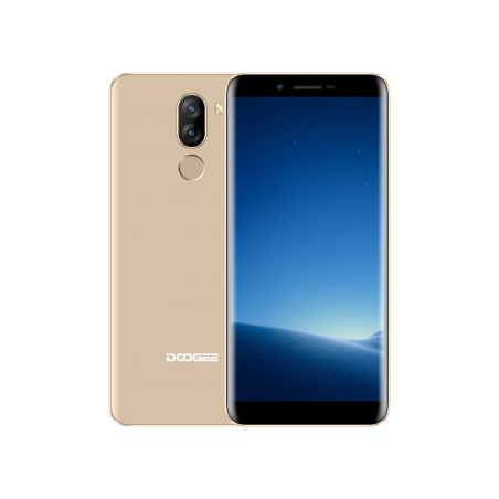 Doogee X60 5,5 Pollici Android Go 8.1 8Mpx Camera  [Oro]