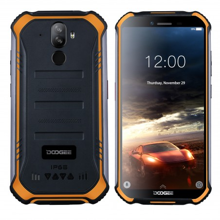 Doogee S40 Smartphone Rugged Indistruttibile