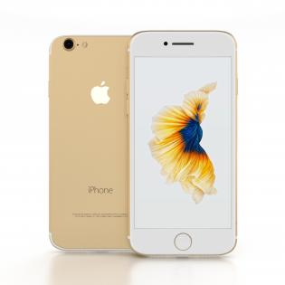 iPhone 7 256GB Oro Ricondizionato