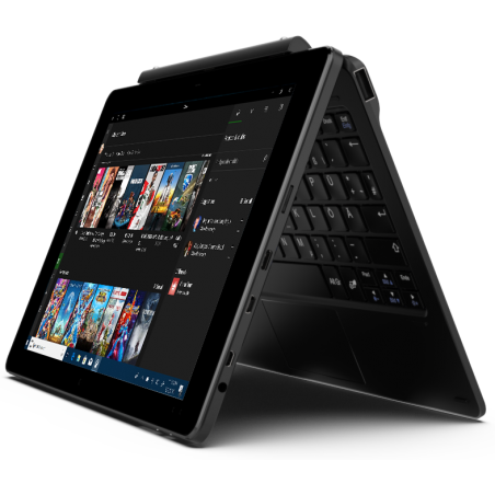 iWork 10 Pro Tablet Windows 10 e Android 10.1 Pollici Type C con Tastiera