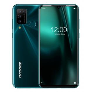 DOOGEE N20 Pro FHD+ da 6,3 pollici Waterdrop Display Android 10 4400 mAh 16 MP RAM 6 GB Memoria 128 GB Helio P60 Octa Core 4G