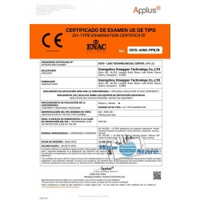 Mascherina FFP2 PM 2.5 KN95 Confezione 50 Mascherine